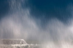 Storm sea waves Stock Photos