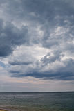 Storm seascape Stock Photography