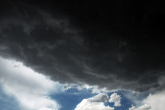 Storm Sky Stock Photography
