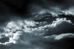 Storm Sky royalty free stock image