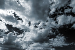 Storm Sky Royalty Free Stock Images