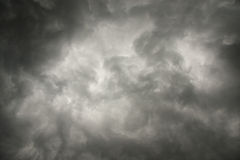 Storm Sky. Dramatic clouds on the sky Royalty Free Stock Photos