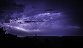 Storm. With thunders at night sky with clouds we love thunder s Stock Photos