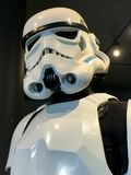 Storm Trooper. An Imperial Storm Trooper uniform is for sale at Hollywood Studios in Orlando, Florida Stock Images