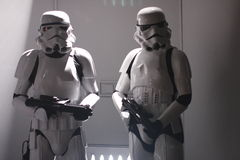 Storm troopers. Stock Photography