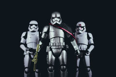 Storm Troopers Royalty Free Stock Photos