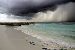 Before storm in tropic Stock Photos