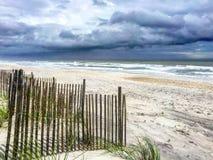 Storm & vågor Fotografering för Bildbyråer