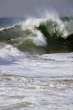 Storm Wave Stock Image