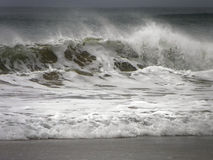 Storm waves Royalty Free Stock Images