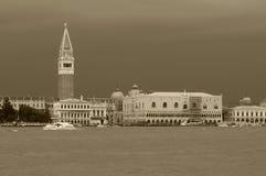 Stormachtig Venetië Royalty-vrije Stock Afbeelding