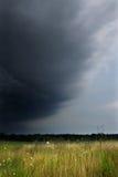 Stormachtig weer Stock Afbeelding