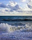 Stormachtige overzees Royalty-vrije Stock Fotografie