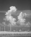 Stormclouds Στοκ φωτογραφίες με δικαίωμα ελεύθερης χρήσης