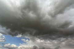 Stormcloudscape Royaltyfria Bilder