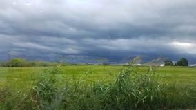 Stormen Fotografering för Bildbyråer