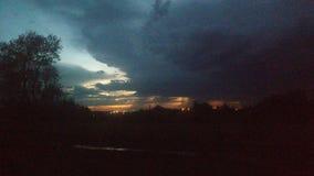 Stormie стоковые изображения