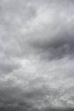 stormig bakgrundssky Royaltyfri Foto