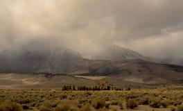 Stormig dal Royaltyfri Foto