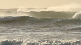 stormiga waves arkivfilmer