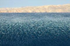 stormiga waves Fotografering för Bildbyråer
