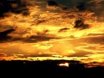 stormigt väder 6 Arkivfoto