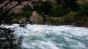 stormigt vatten Royaltyfri Foto