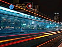 Stormloop royalty-vrije stock foto