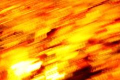 Stormloop van Rood Royalty-vrije Stock Fotografie