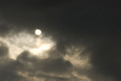 Stormmoln Royaltyfri Foto