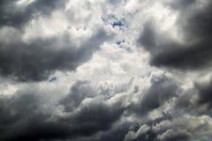 Stormoklarheter royaltyfri bild