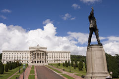 Stormont buildings royalty free stock photography