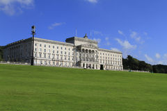 Stormont Northern Ireland. The Northern Ireland Assemble Parliment Buildings, Stormont, Belfast Royalty Free Stock Photo
