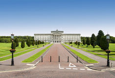 Stormont - Northern Ireland Government building Royalty Free Stock Photography
