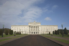 Stormont Parliament building Stock Images
