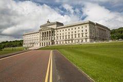 Stormontlandgoed Belfast stock foto's