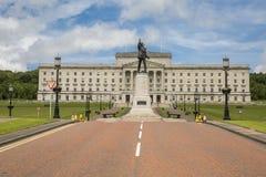 Stormontlandgoed Belfast stock fotografie
