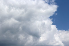 Storms clouds havens new time Royalty Free Stock Photography