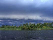 Storms a Comin Royalty Free Stock Photo