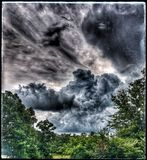 storms image stock