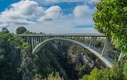 Stormsriver桥梁南非 库存照片