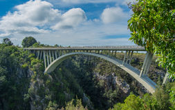 Stormsriver Bridge South Africa Stock Photos