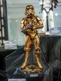 Stormtrooper żołnierz w Com Obrazy Stock