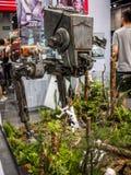 Stormtrooper żołnierz w Com Hong Kong & grach Zdjęcie Stock