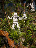 Stormtrooper soldier in Ani-Com & Games Hong Kong Stock Image