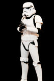 Stormtrooper soldier Royalty Free Stock Photo