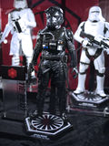 Stormtrooper soldier in Toy Soul 2015 Stock Images