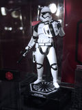 Stormtrooper soldier in Toy Soul 2015 Royalty Free Stock Image