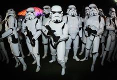 stormtroopers imagen de archivo libre de regalías