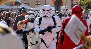 stormtroopers Zdjęcia Royalty Free